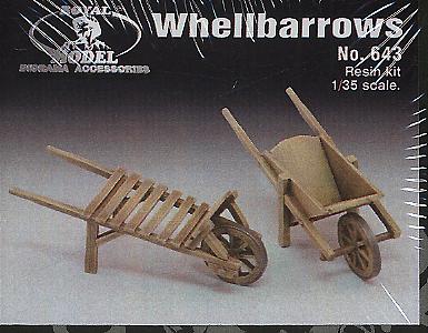 643 Wheelbarrows Image