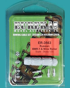 ER-3563 Russian BMR-1 & Mine Rollers Image