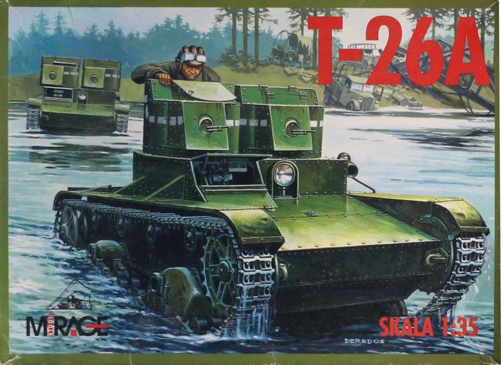 35002 T-26A Image