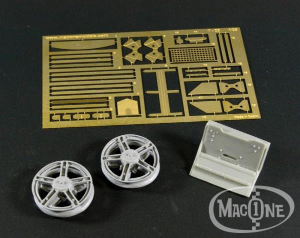 MAC35006 T-26 Detail Set (for Hobby Boss) Image
