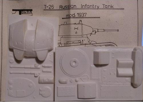 T-26 Russian Infantry Tank mod. 1937 Image
