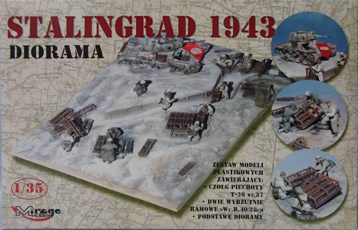 35104 Stalingrad 1943 Diorama Image