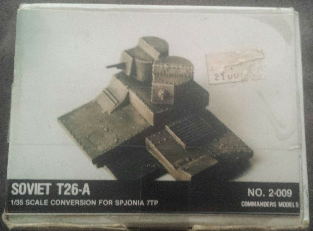 2-009 Soviet T26-A Image