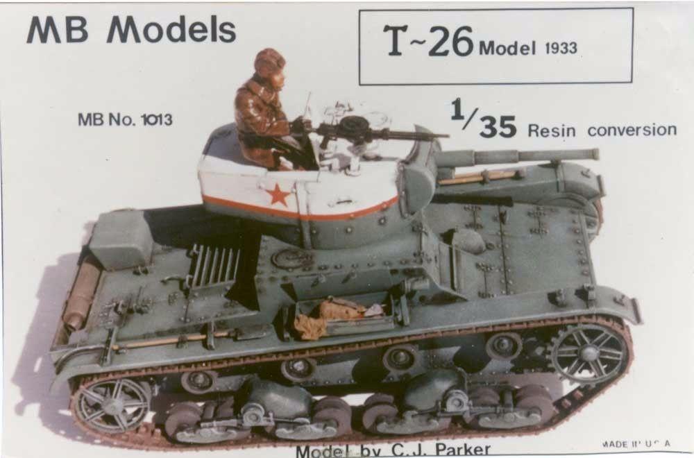 1013 T-26 Model 1933 Image