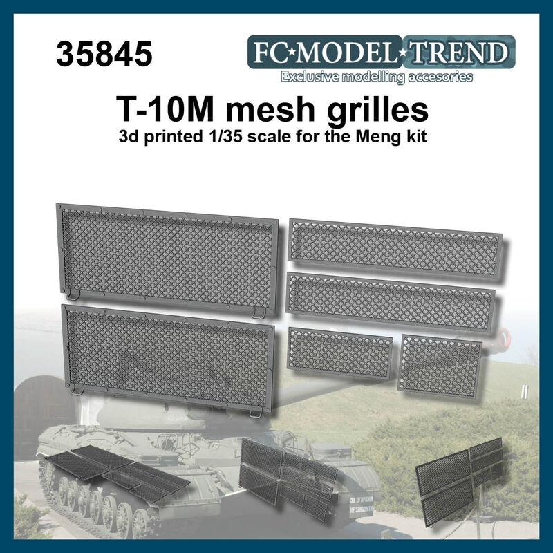 35845 T-10M mesh grilles Image